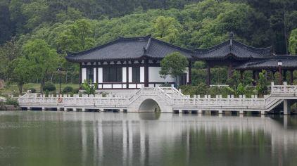 苏州孙武文化园圣湖