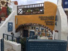 Atlantis Bookshop-圣托里尼-xiaofish76021