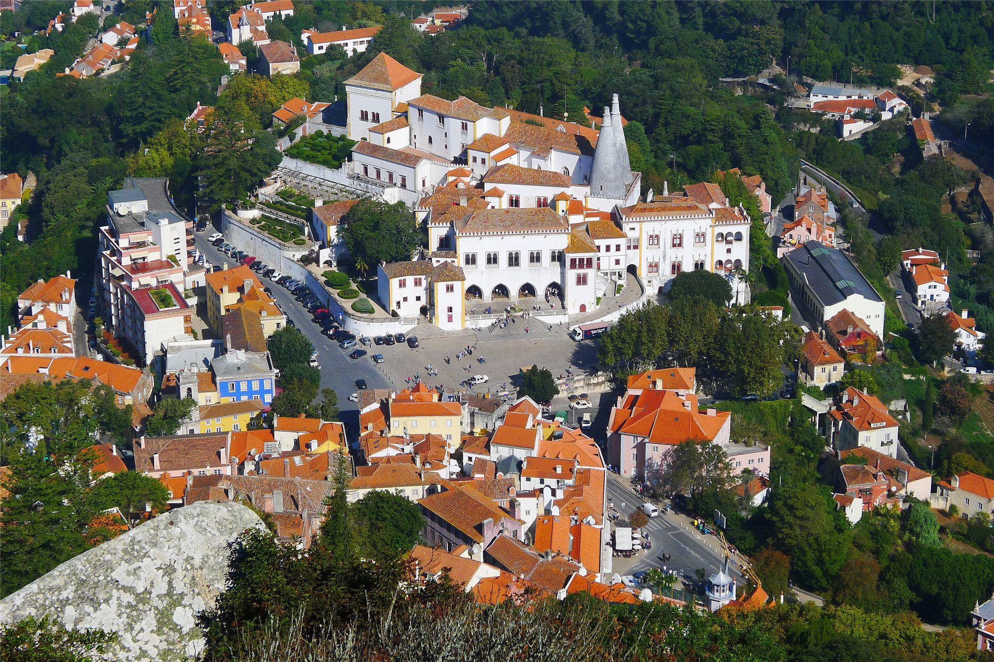 Sintra, Cabo da Roca, and Cascais Small Group Tour from Lisbon