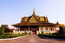 柬埔寨金边 金边皇宫 上午1.16.09-金边皇宫-金边-文小象