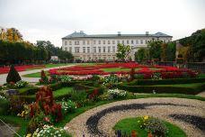 米拉贝尔宫殿和花园-萨尔茨堡-Calvin在路上