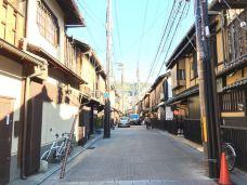 花见小路-京都-七月七日的暖暖