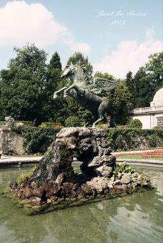 米拉贝尔宫殿和花园-萨尔茨堡-在路上的Jacob