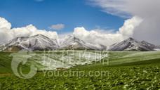 岗卡什雪峰