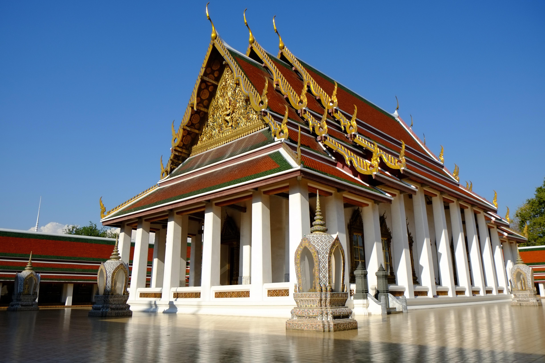 金山寺  Wat Saket   -3