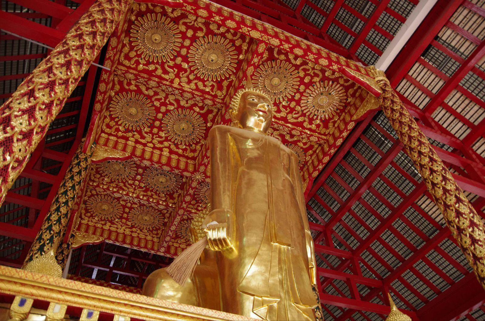 松達寺  Wat Suan Dok   -3