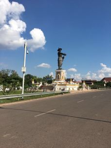 湄公河边公园-万象-阿信AXIN777