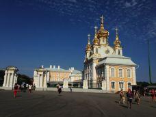 夏宫-圣彼得堡-TAKAHIRO_填满心海的古老