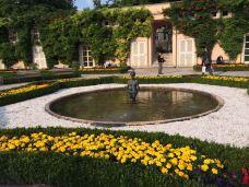 米拉贝尔宫殿和花园-萨尔茨堡-逍遥妈妈咪呀