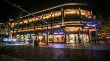 南京-夫子庙购物商圈1