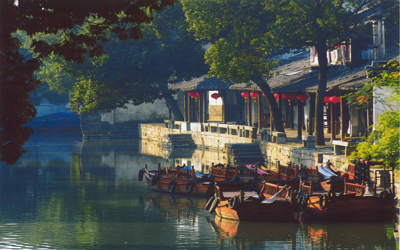 Tongli Ancient Town Ticket