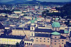 萨尔茨堡老城区-萨尔茨堡-莫奈的草垛子