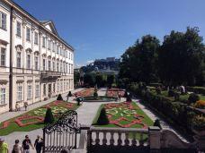 米拉贝尔宫殿和花园-萨尔茨堡-3小-园西-张