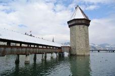 卡佩尔廊桥和八角型水塔-卢塞恩-Agnes_求静心