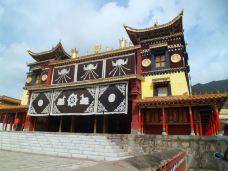 禅定寺-甘南-一丝阳光