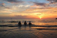 珍南海滩-兰卡威--奥利维亚-