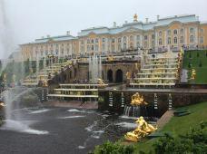夏宫-圣彼得堡-dreburnam