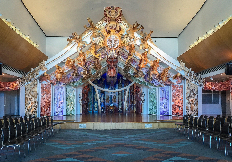 新西蘭蒂帕帕國家博物館門票