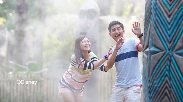 香港迪士尼樂園  Hong Kong Disneyland   -1
