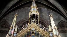 圣萨巴斯第安教堂-马尼拉-Eddies888
