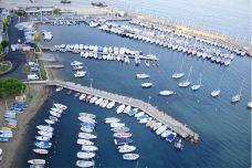 Port de la pointe Croisette-戛纳-南湖花豆椒
