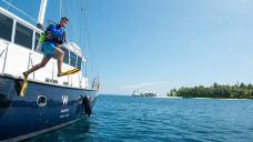 宁静岛潜水体验