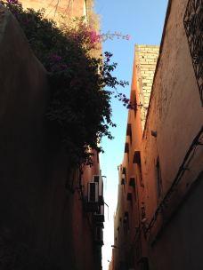 马拉喀什老城-马拉喀什-莫怨东风