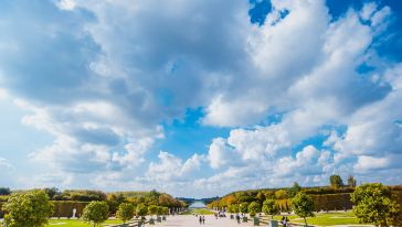 法国巴黎 凡尔赛花园 (7)