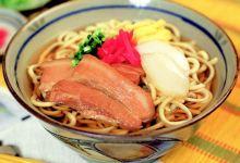 冲绳县美食图片-冲绳荞麦面