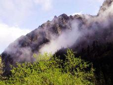 白马王朗国家级自然景区-平武-半把刀