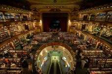 El Ateneo Grand Splendid 书店-布宜诺斯艾利斯-Oo陛下oO