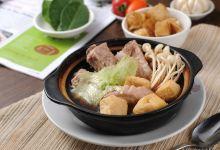 新山美食图片-肉骨茶