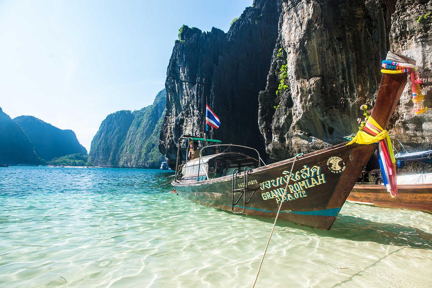 小皮皮島  Ko Phi Phi Le   -3