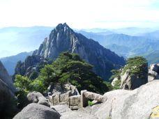 黄山风景区-黄山-云起半山