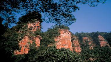 佛光岩-五柱峰