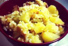 法兰克福美食图片-土豆料理