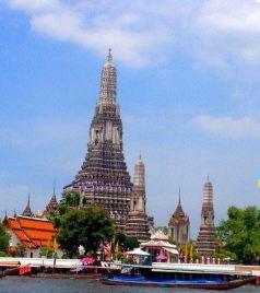 湄南河游记图文-【泰国旅游】精华拼凑曼谷一两日游