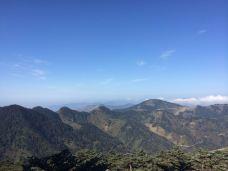 神农顶风景区-神农架-摩卡豆子