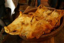 马德里美食图片-烤乳猪