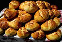 乌鲁木齐美食图片-烤包子