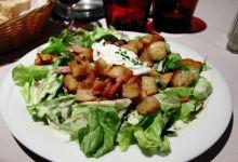 里昂美食图片-里昂风味沙拉