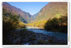 东拉山大峡谷-宝兴-消失的瞳灵