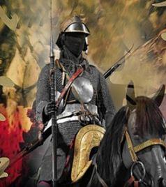 黑水游记图文-【自驾】最后的铠甲武士