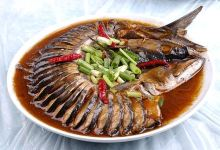 武汉美食图片-武昌鱼