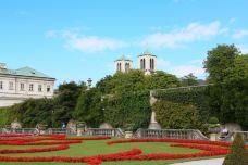 米拉贝尔宫殿和花园-萨尔茨堡-爱流浪的青皮核桃