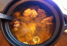 千岛湖美食图片-农家土鸡煲