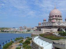水上清真寺-马来西亚-潘潘安