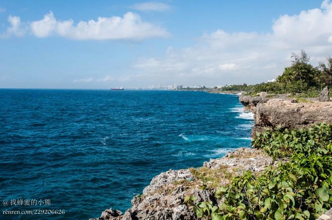 美洲 多米尼加共和国首都 圣多明各市 - 西部落叶 - 《西部落叶》· 余文博客
