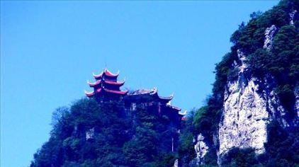 云峰屯堡云鹫寺