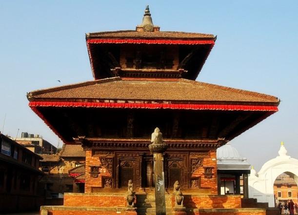 濕婆-帕爾瓦蒂廟  Shiva-Parvati Temple   -2